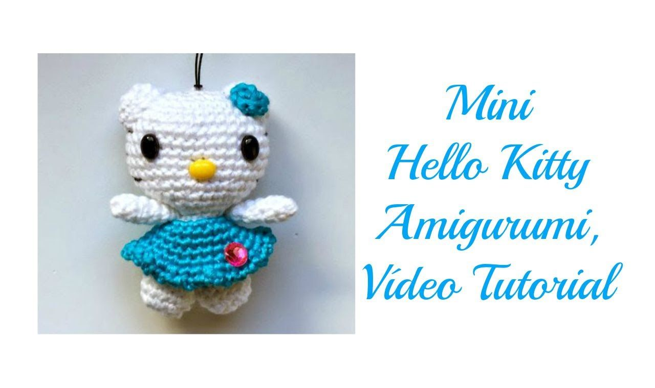 Adorable Crochet Hello Kitty - Free Pattern | Urso de crochê ... | 760x1280