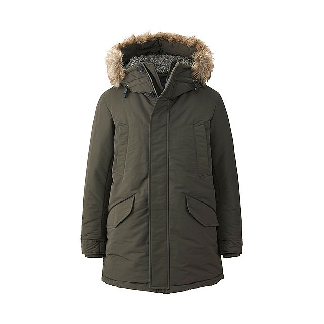 491d1023d MEN Ultra Warm Down Coat - UNIQLO UK Online fashion store | Clobber ...