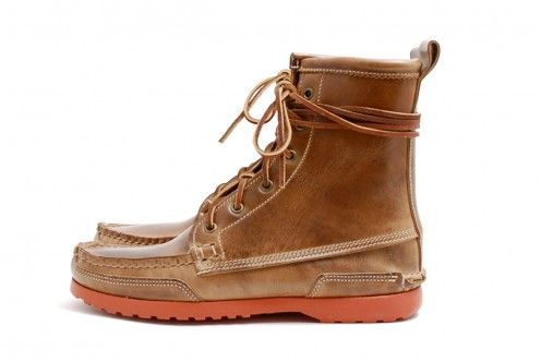 Leffot Grizzly Boot – Natural