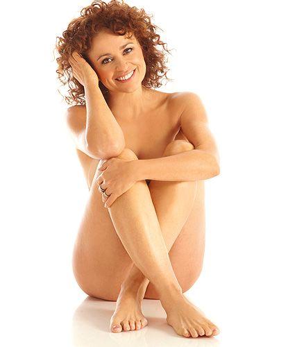 Nadia sawalha nude
