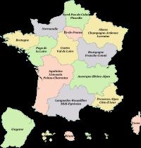 Régions de France 2016 avec outremer.svg