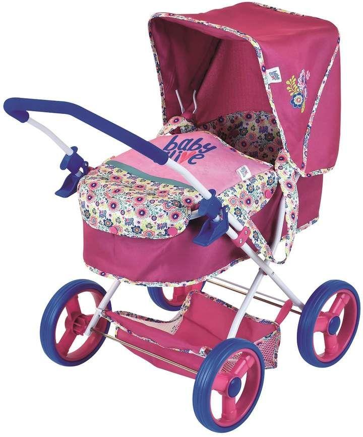 Baby Alive Diana Pram Doll Stroller  85273ff6191