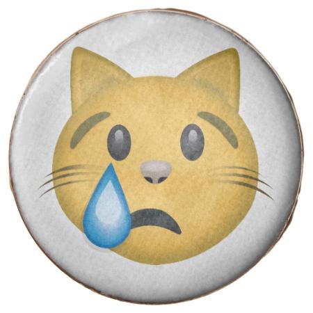 Crying Cat Face Emoji Cat Face Cat Cookies Emoji