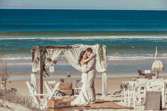 Gold Coast Vintage Beach Wedding Photography SOUL Photographic Design Via Ideas Australia