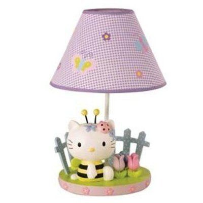 Cute Childrens Lamps For Sale Lamps Pinterest Daughters - Hello kitty lamps for bedroom