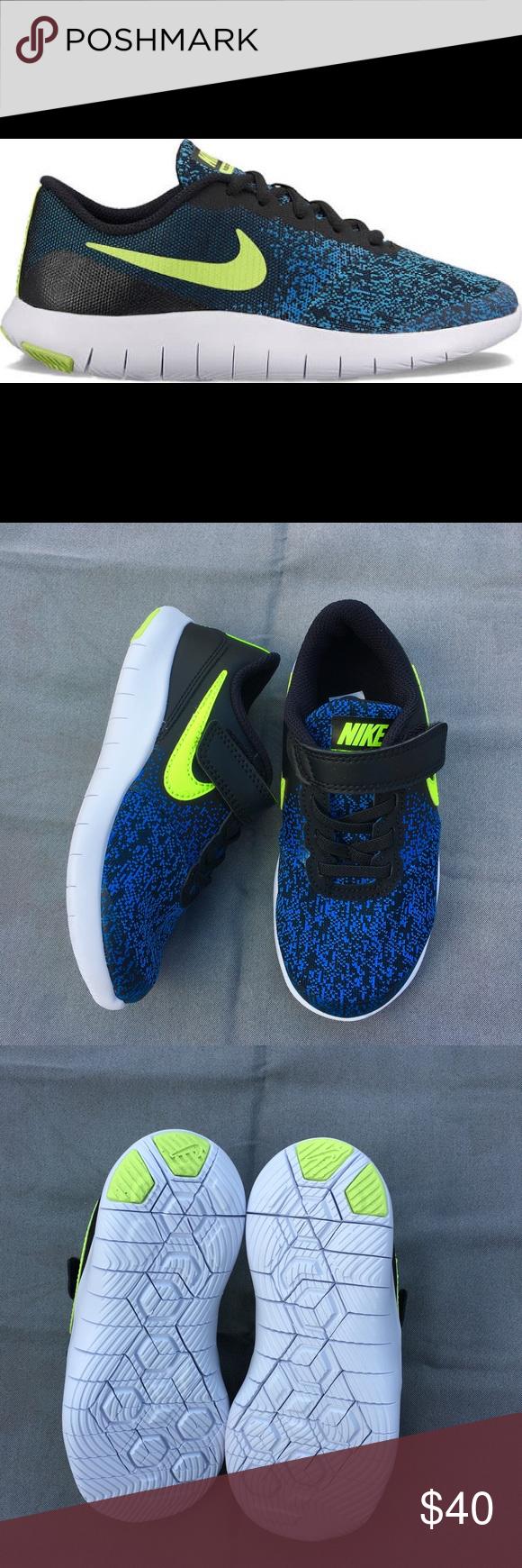 Nike boys shoes! Nike Flex Contact Boys