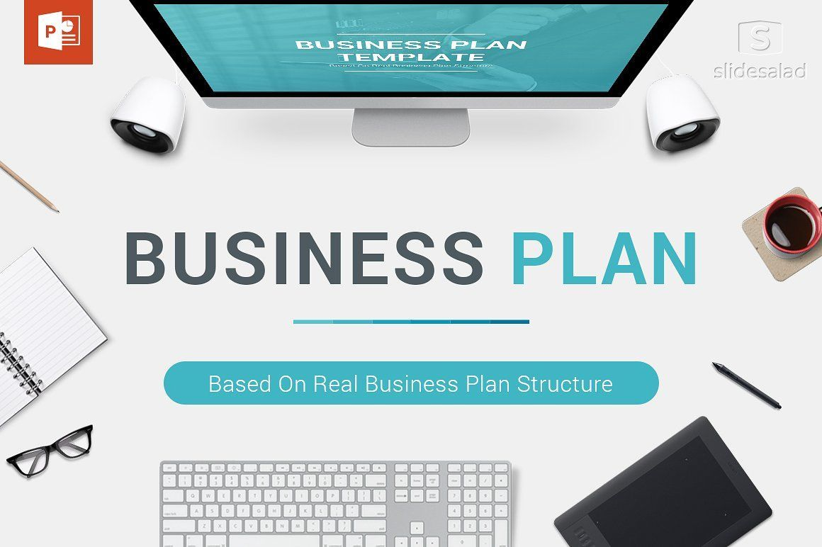 business plan powerpoint template powerpoint keynote infographics