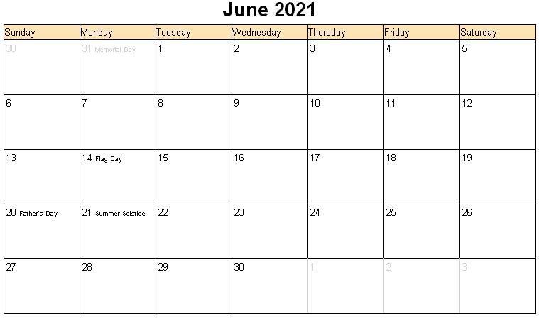 June 2021 Calendar In 2020 2021 Calendar Calendar Canada Calendar