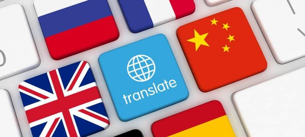 If You Want To Learn A Foreign Language Today You Are Literally Spoiled For Choice With All Of The Online Resources Language German Translation Language Types