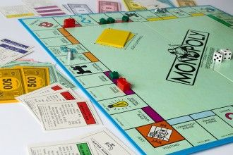father's day monopoly game
