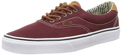 Authentic, Sneakers Mixte Adulte - Noir (Iridescent Eyelets - Blackberry/TRUE White), 35 EUVans