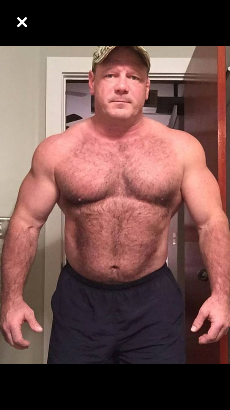 Extreme Hairy Mature Men Hideaway
