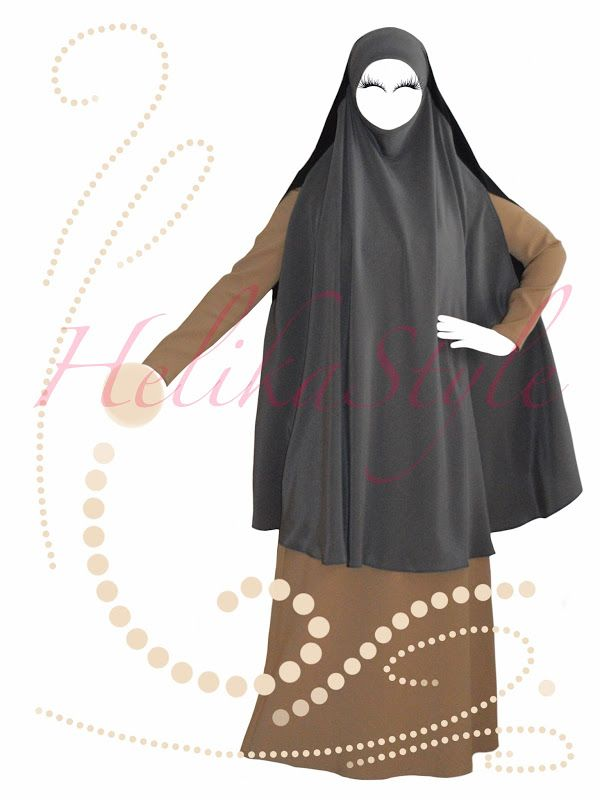 I know four ways to sew khimars with slits for the hands. As I ...