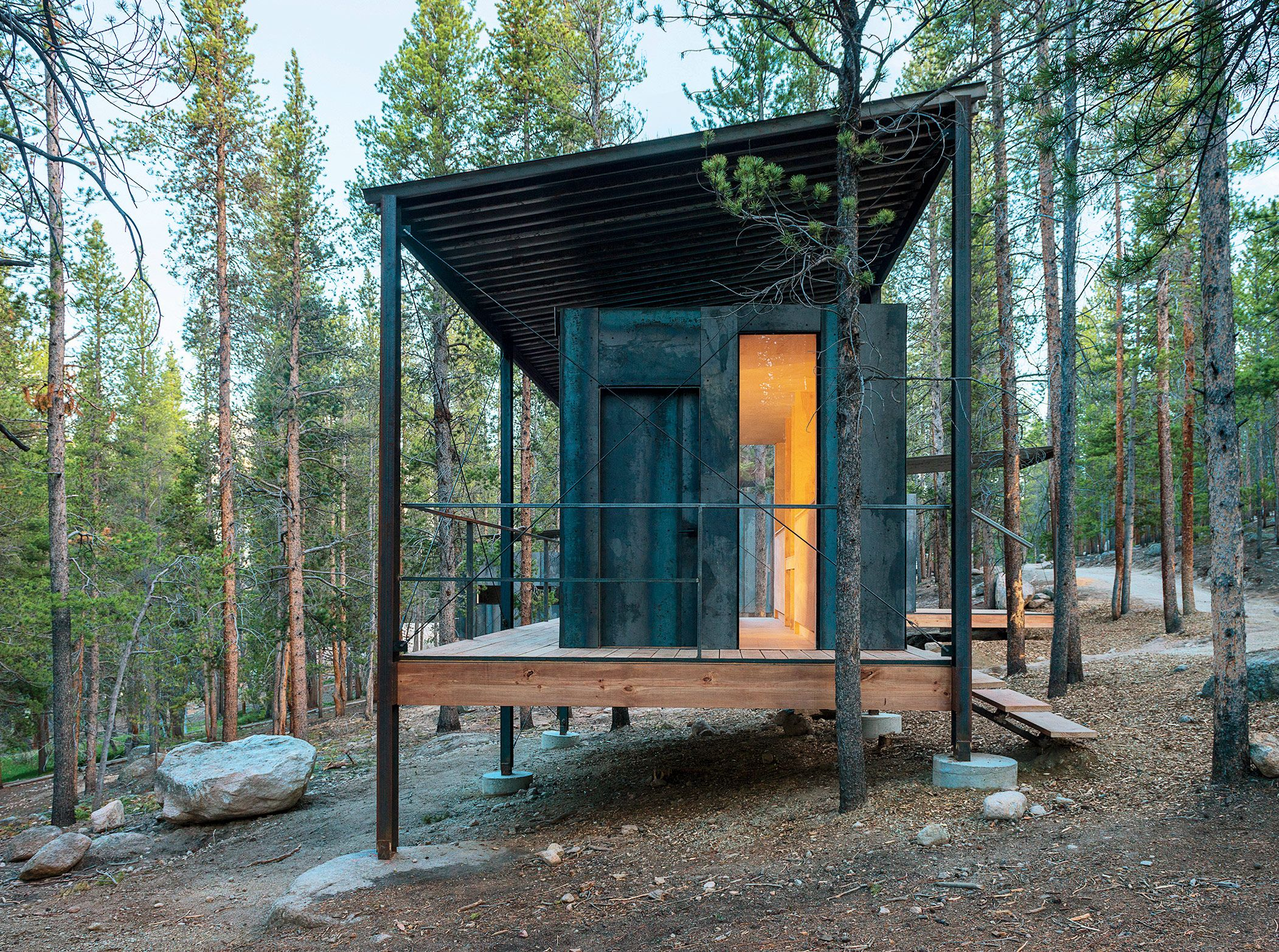 10 tiny homes you can build | plywood interior, prefab cabins and