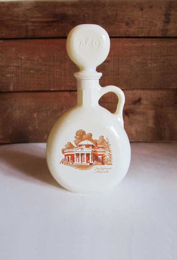1849 Old Fitzgerald Flagship Decanter Thomas by ThreeBestGirls