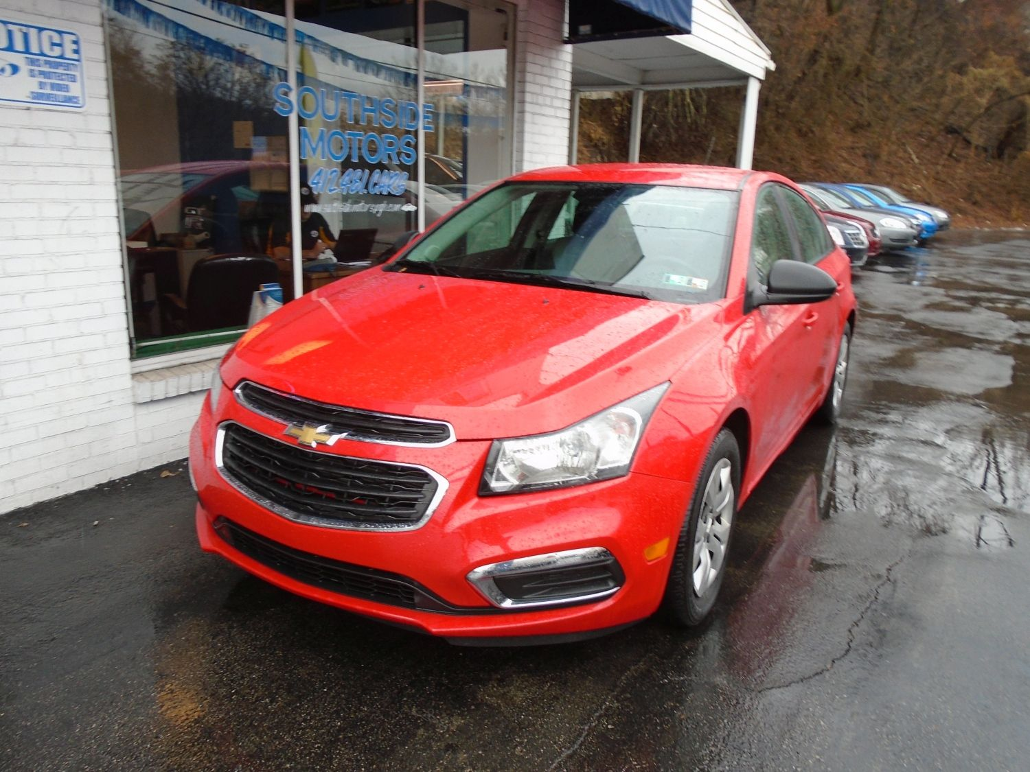 2016 Chevrolet Cruze Ls Xm Satellite And Great Gas Mileage Used Cars Car Finance Latest Cars