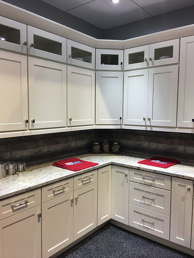 Kitchen Cabinet Kings Shaker Antique White Rta Ready To Assemble