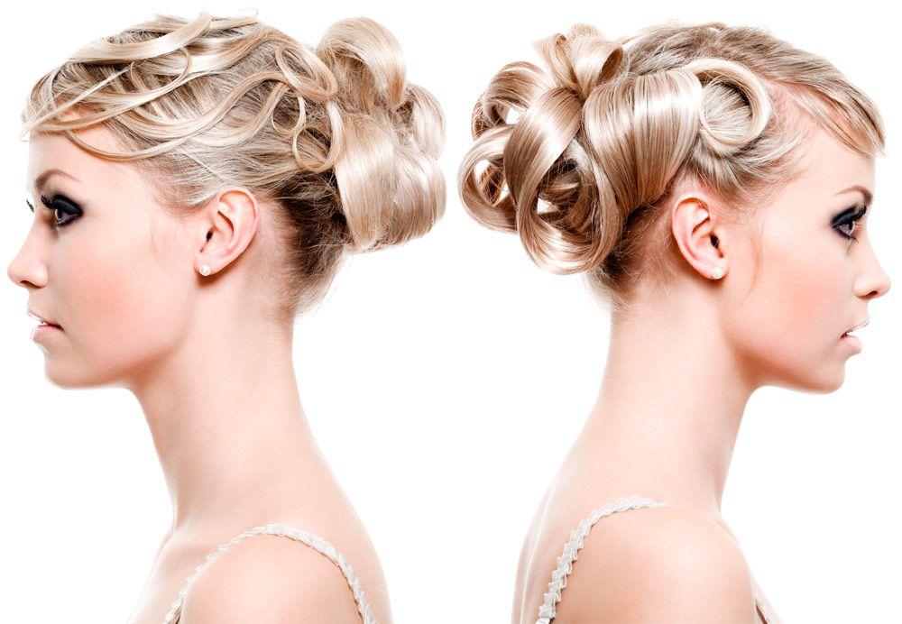 acconciature sposa capelli raccolti: foto e look piu belli