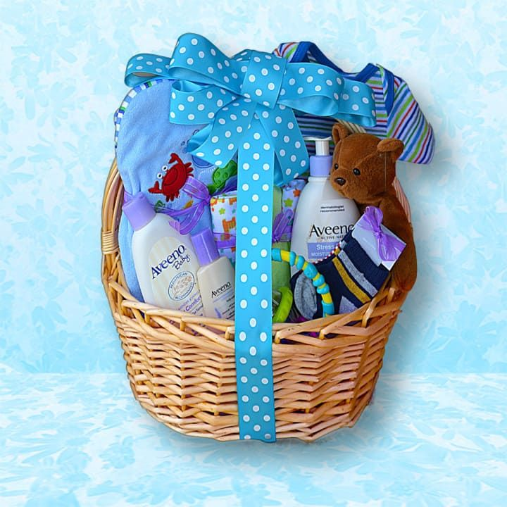 Cute baby shower gift basket ideas for girl diy baby