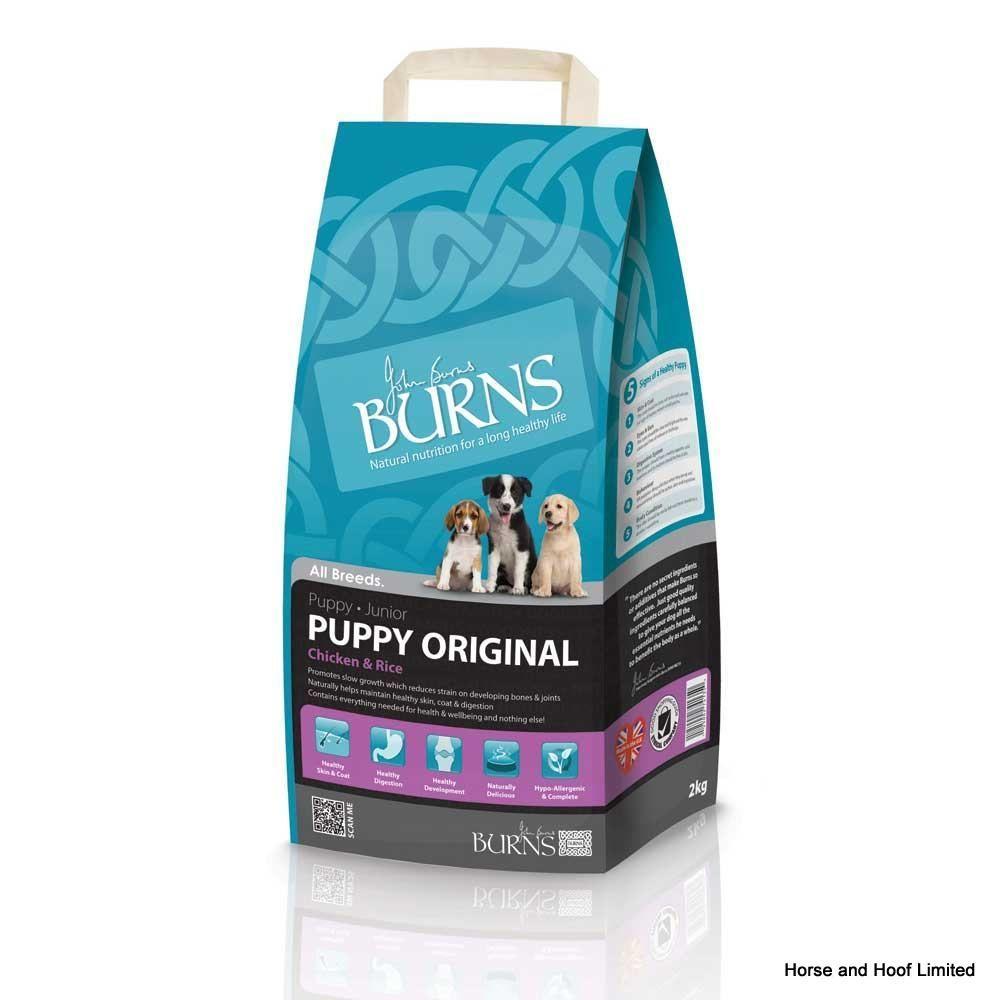 Burns Puppy Original With Chicken & Rice Puppy Food