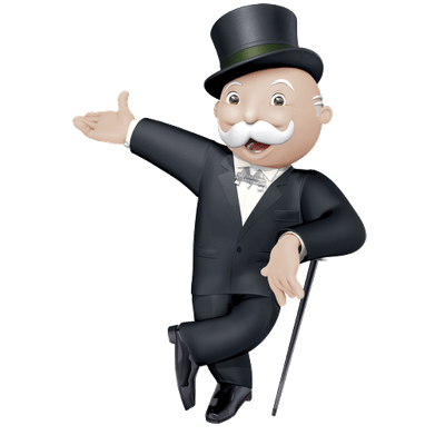 Monopoly Logo Transparent Png Stickpng Monopoly Man Board Game Themes Monopoly Party