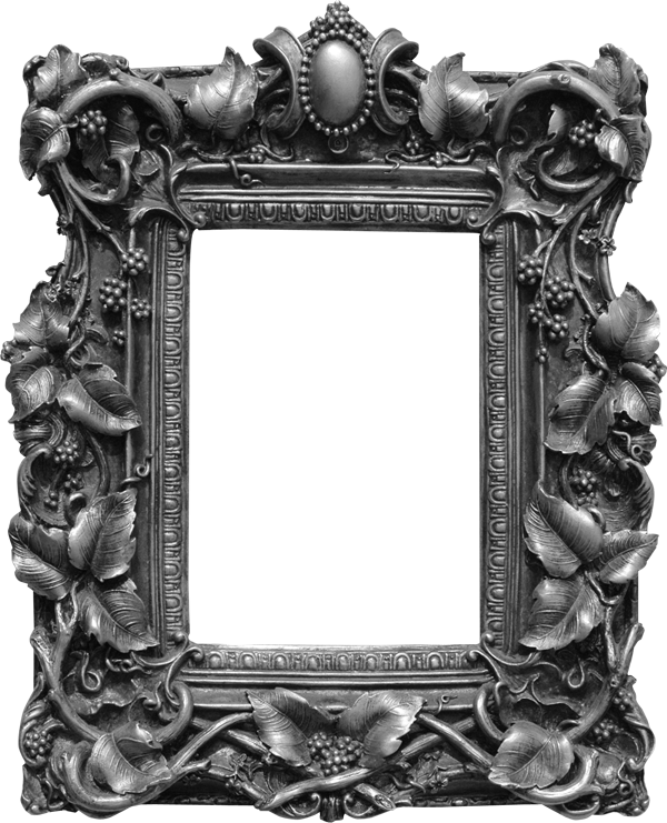 Pin By Teresa Benedict On Klipart Baroque Frames Frame Gothic Pictures
