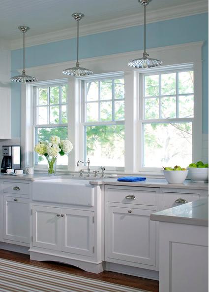 Love Minus The Light Fixtures For The Home Pinterest Lights - Kitchen window light fixtures