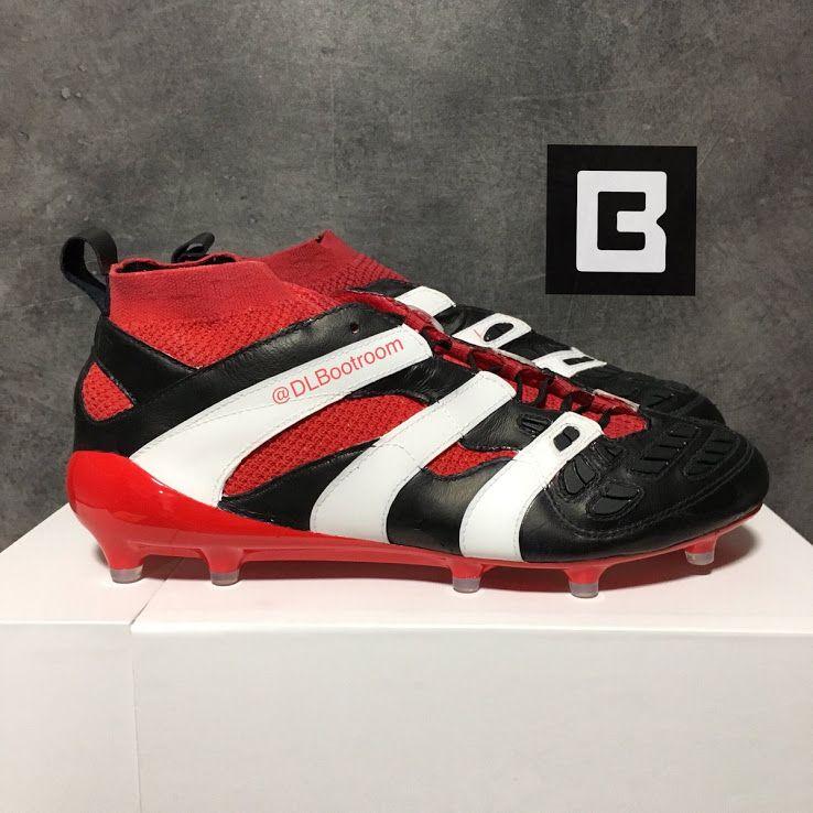 Better Than Adidas' Whiteout One? Boot Fanatics Create