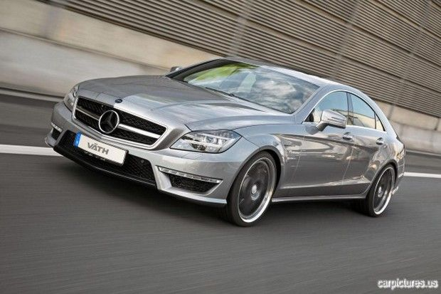 Mercedes Benz Cls 63 Amg 4 Door Sports Cars