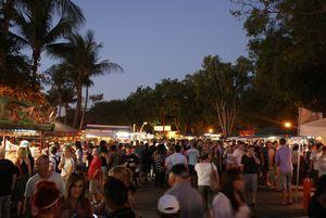 Mindel beach market, Darwin Australia
