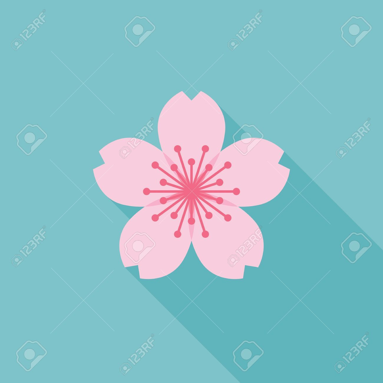 Image result for cherry blossom icon | Drawing ideas | Pinterest ...