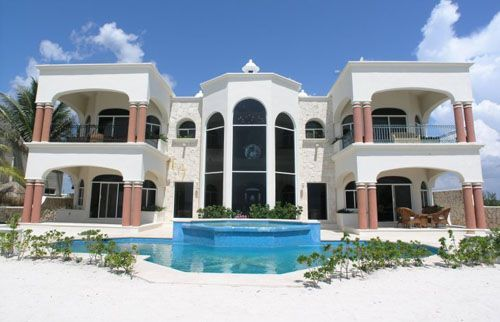 Luxury Villa In Gated Community Homeaway Tulum Villa Tulum Gated Community
