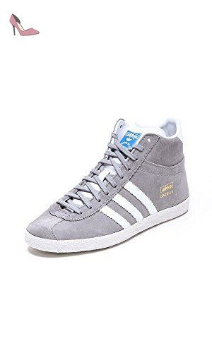 factory price 9dc07 f217b Baskets Adidas Gazelle OG MID EF W Grey (45 13) - Chaussures