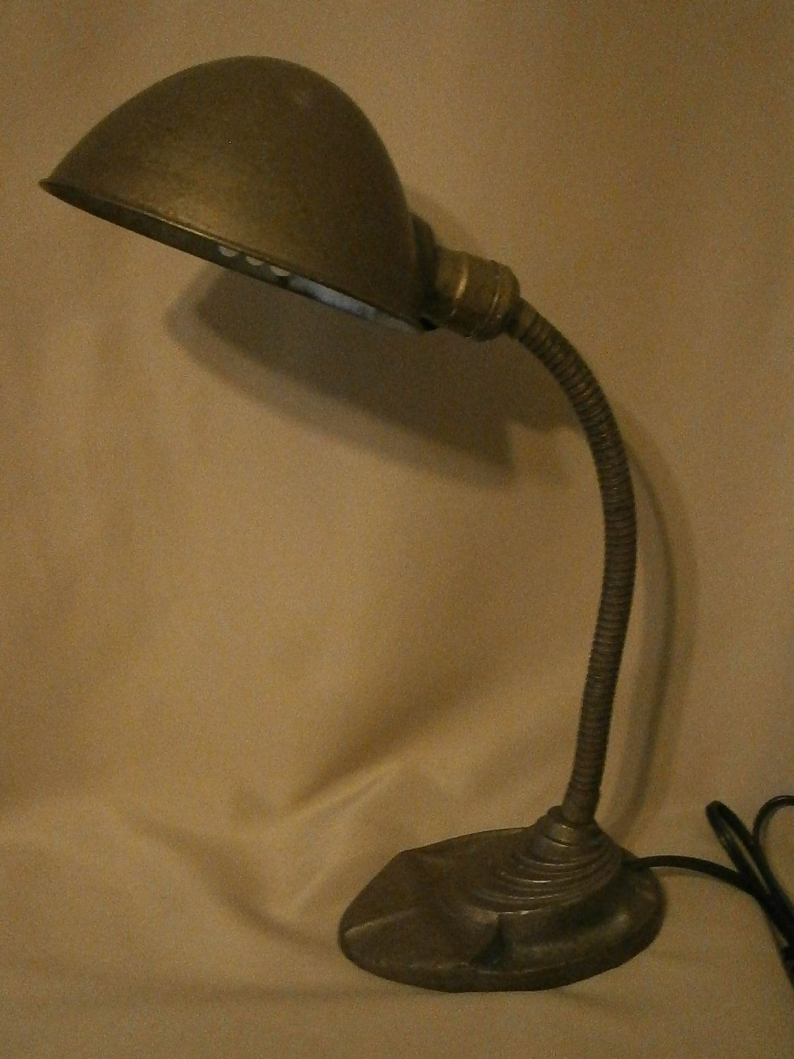 1940 S Desk Lamp Desk Lamp Lamp Small Vintage Desk