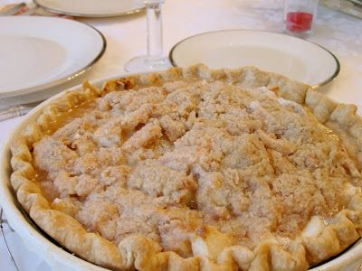 Bless Us O Lord...: Pie