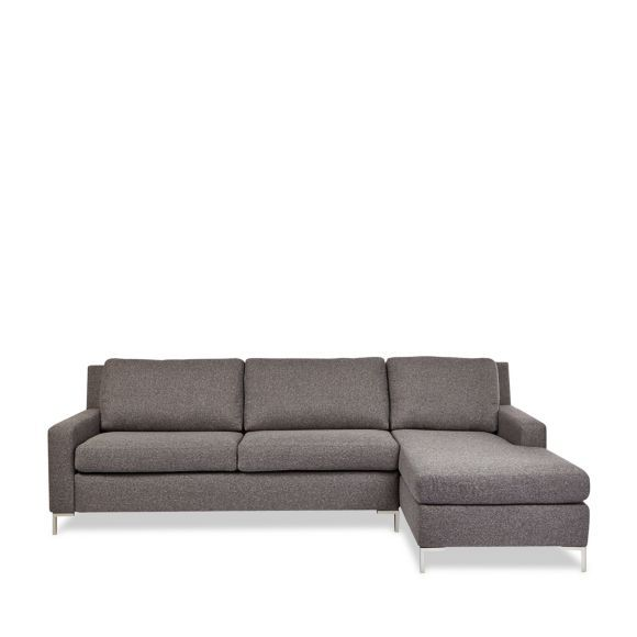 American Leather Brynlee Sleeper Sectional
