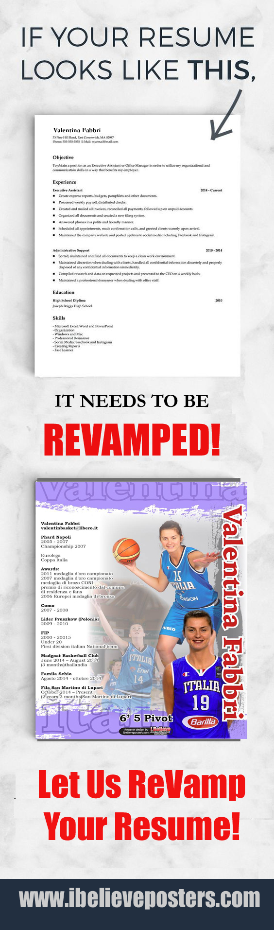 Sports Resume Sports Resume #sports Recruiting #athlete Resume  Scholarships