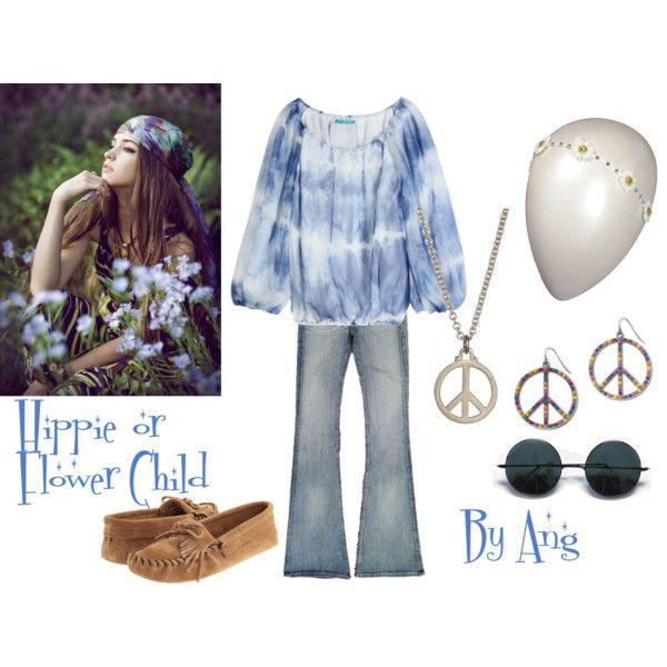 Hippie or Flower Child Costume My Style Pinterest Costumes