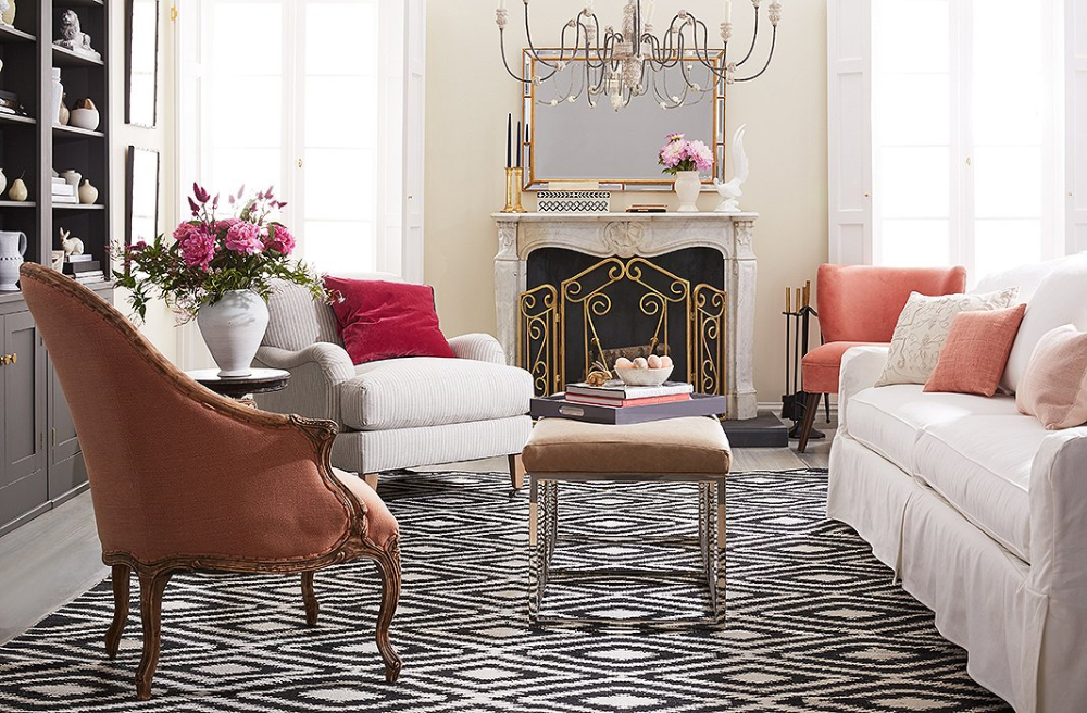 Photo of 4 Furniture Layouts to Inspire a Living Room Refresh