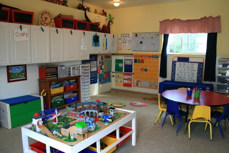 Daycare / child care room set ups Infant room daycare