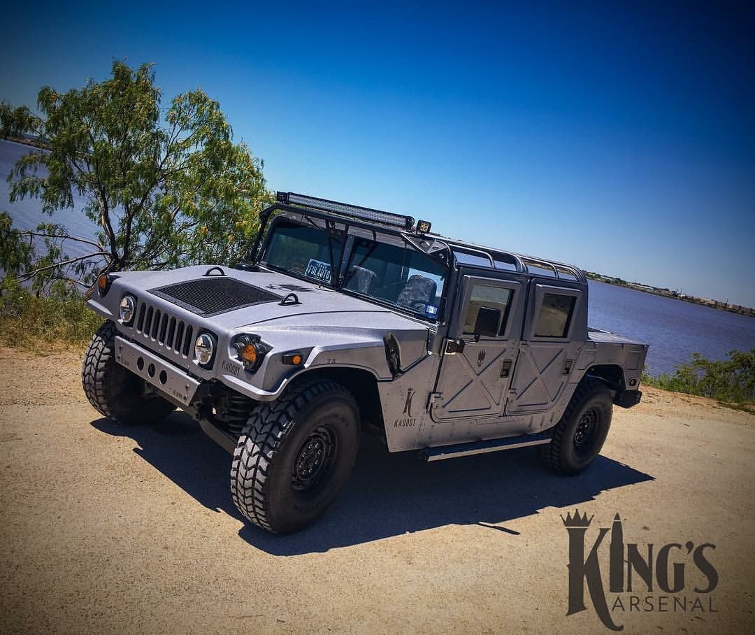 King S Arsenal Custom Humvee Hummer New Trucks Commercial Vehicle