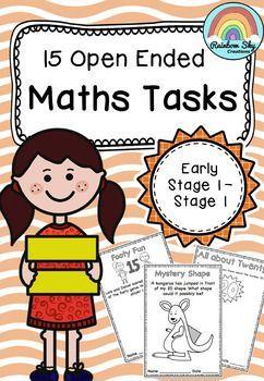 Word problems – Problem Solving activities { Kindergarten, Grade 1, Grade  2 }
