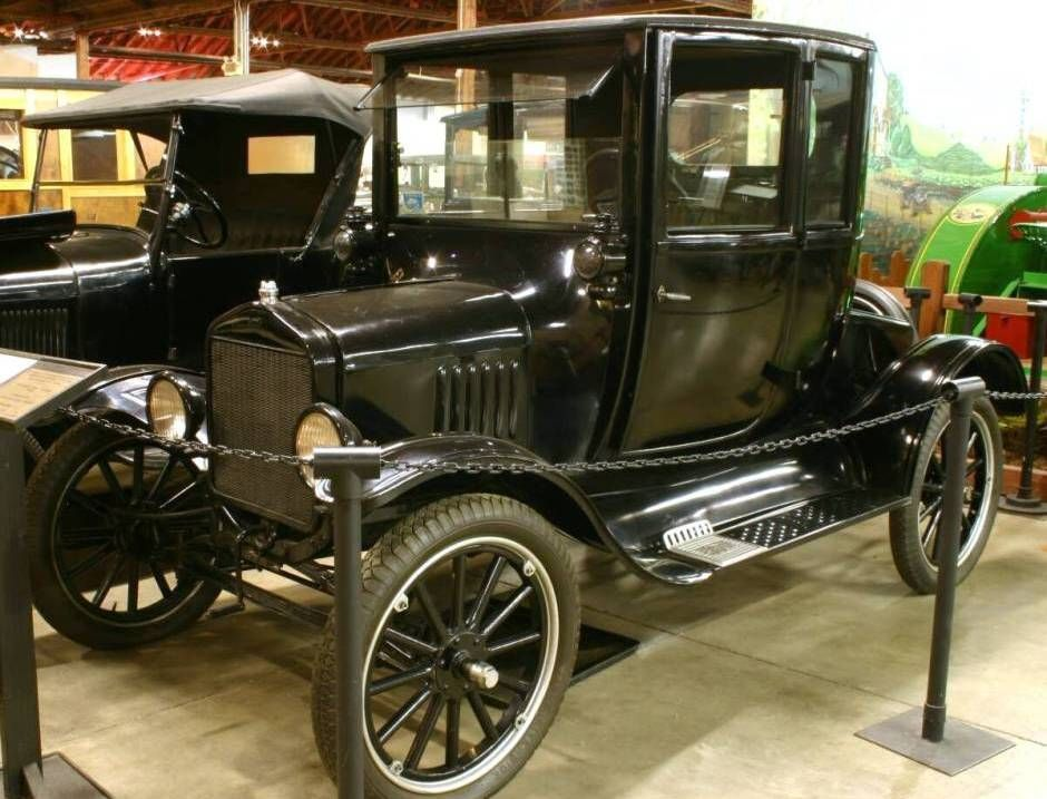 1922 Ford Model T Coupe Ford Ford Models Classic Cars