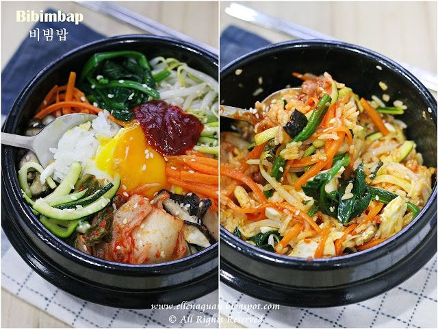 Bibimbap ( 비빔밥)