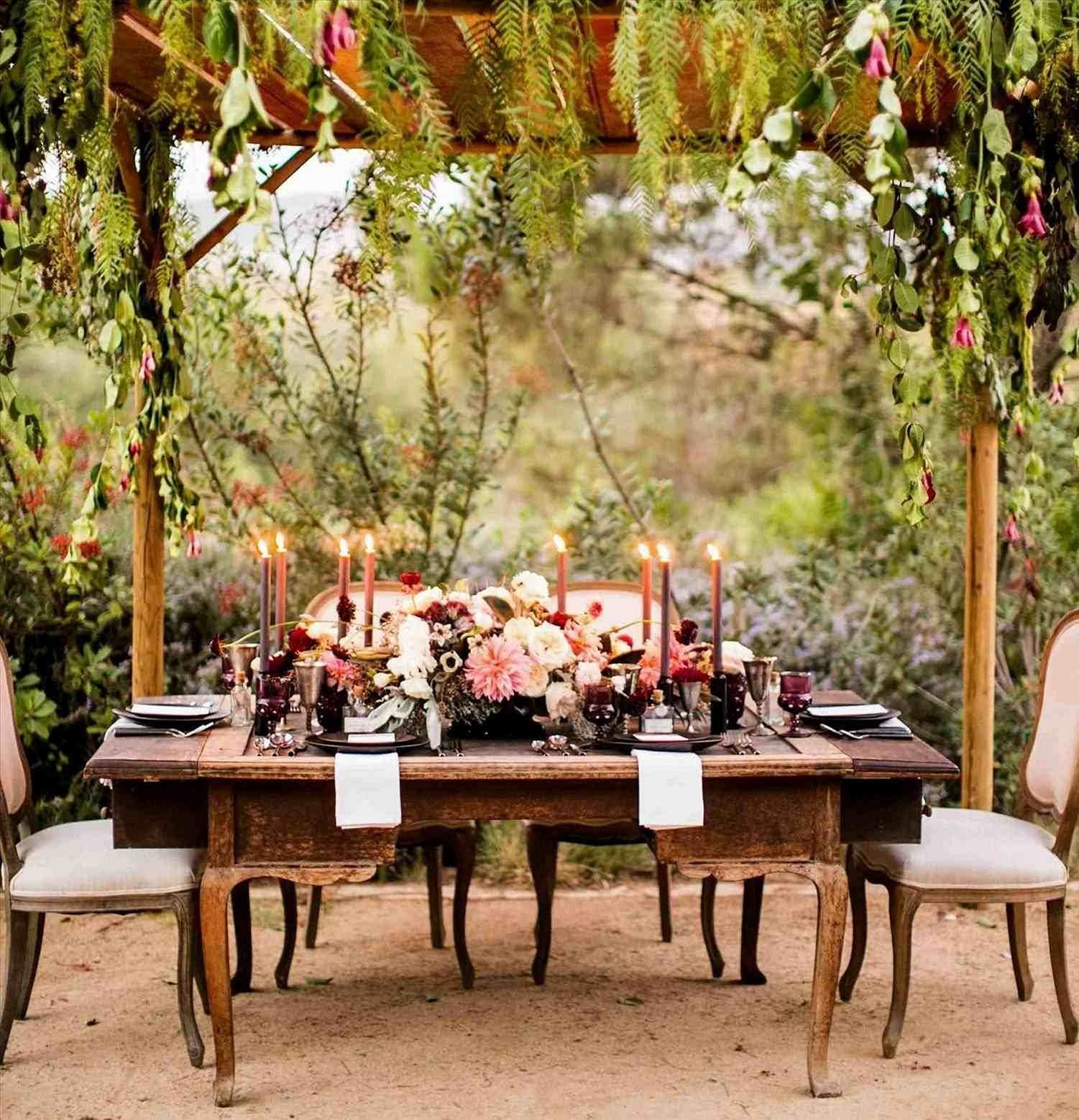 20 Breathtaking Autumn Wedding Decoration For Outdoor