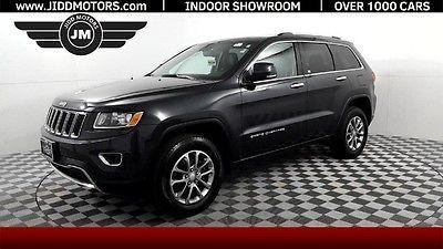 eBay: 2014 Jeep Grand Cherokee Limited 2014 Jeep Grand Cherokee ...