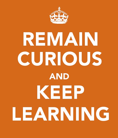 The True Adventures of an Incurably Curious Educator: The Making of an Incurably Curious Educator