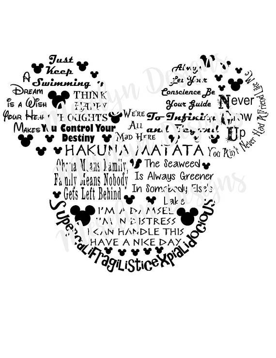 You39re Welcome And Thank You Moana Disney Quote Svg Cut