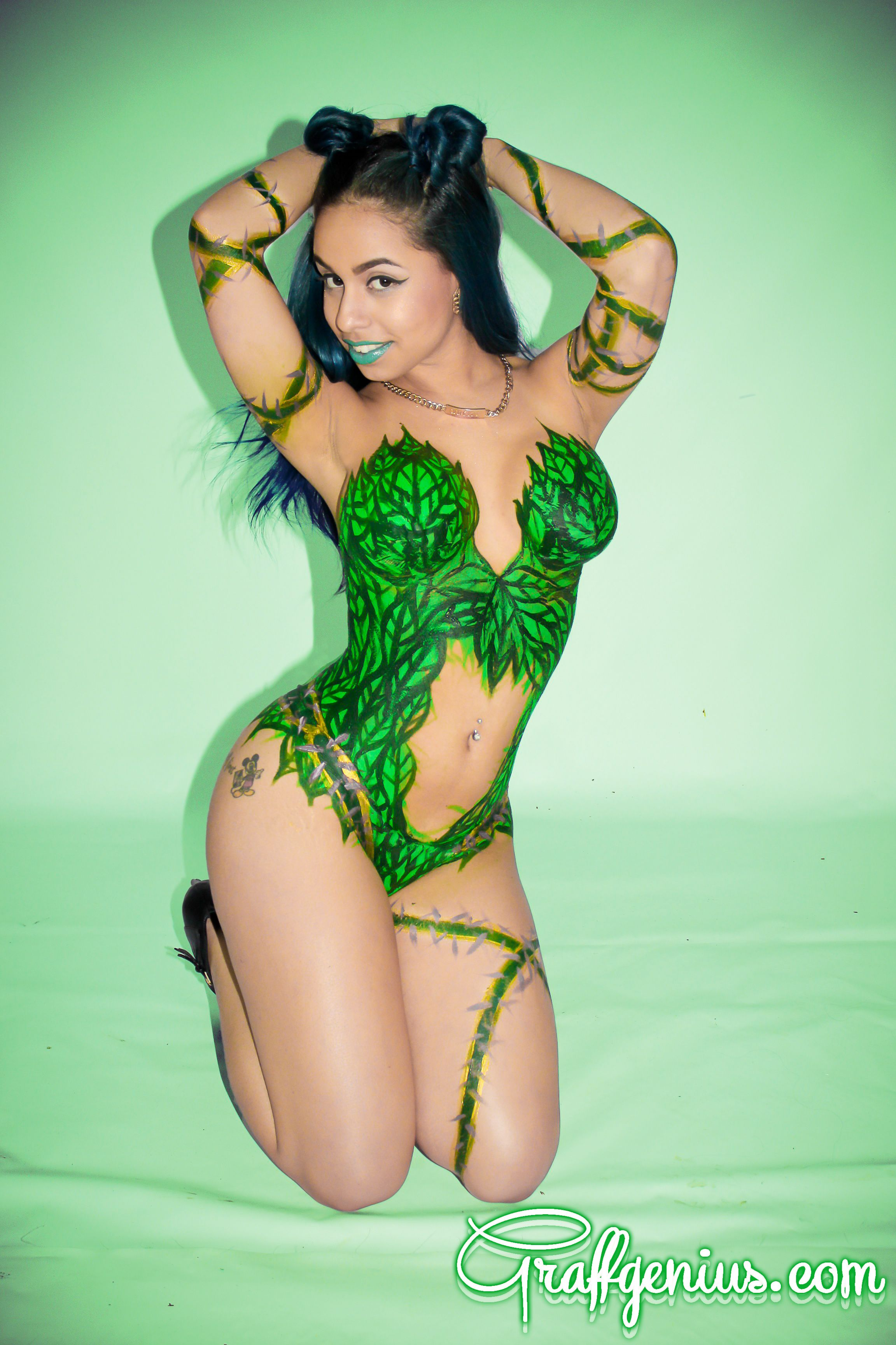 Body Painting Sexiest