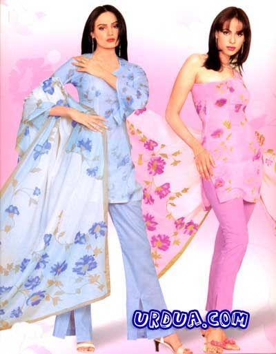 Free Dress Pattern For Pakistani | knitting | Pinterest | Dress ...